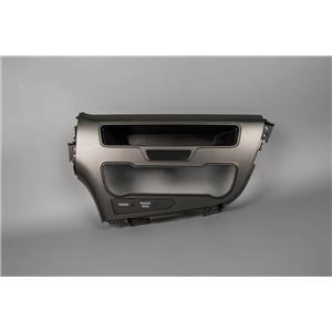 2011-13 Kia Optima Center Manual Climate Control Dash Bezel Passenger Indicator