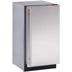 "NIB U-LINE Modular 3000 Series 18"" Undercounter All-Refrigerator 3018RFS00 Right"