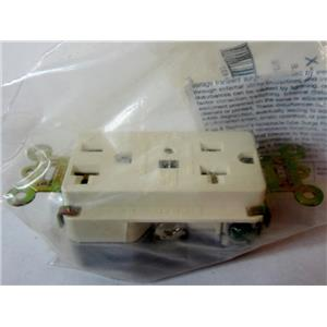 PANDUIT ETU20IW-X TVSS RECEPTACLE, 20A 125VAC, ELECTRIC POWER OUTLET - NEW