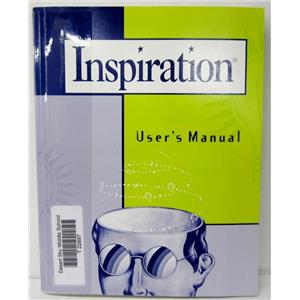 #2 INSPIRATION SOFTWARE 50005A USER'S MANUAL