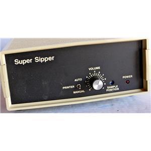 PERKIN ELMER CP331600 SUPER SIPPER HPLC PUMP CONTROLLER - USED w/GUARANTEE