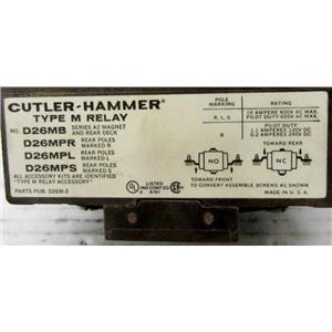 CUTLER HAMMER D80/906 TIMER