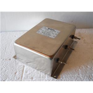 NEC TOKIN LF-310 NOISE FILTER, AC DC 250V 10A TV AC 1500V - USED