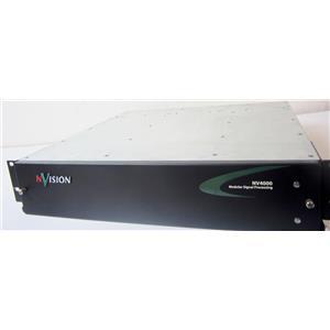 NVISION NV4000 MODULAR SIGNAL PROCESSING