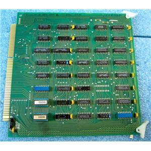 ISSC 300-SKA PLC CARD MODULE, D-16-09-091 REV E, D-16-12-284 REV. K