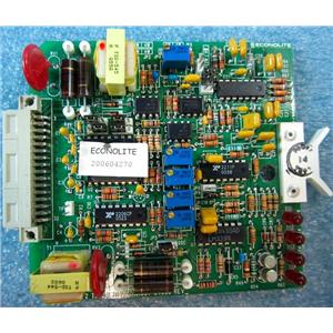 ECONOLITE 34090 CIRCUIT BOARD PCB FOR TRAFFIC LIGHT CONTROL