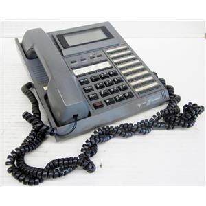 ADIX OMEGA PHONE, 24 BUTTON DISPLAY, KEY TELEPHONE