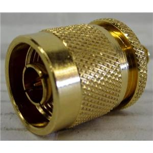POMONA 4297 ADAPTER SMA (F) to TYPE N (M), GOLD