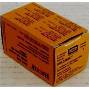HUBBELL HBL5266C 15A 125V NEMA 5-15P, INSULGRIP SERIES WIRING DEVICE  PLUG