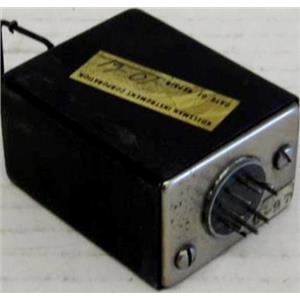 KOLLSMAN INSTRUMENT CORPORATION B27710-00-003 AMPLIFIER