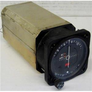 AIRCRAFT RADIO AND CONTROL/CESSNA 46860-1200 CONVERTER INDICATOR IN-385AC