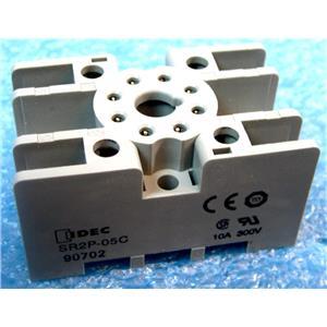 IDEC SR2P-05C RELAY BASE SOCKET BLOCK - NEW NO BOX SURPLUS