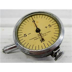 FEDERAL PRODUCTS CORP. 7F4141664 MODEL 27 DIAL INDICATOR