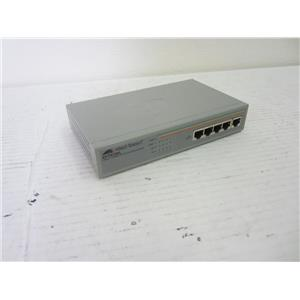 ALLIED TELESYN TELESIS AT-FS705L 5-PORT ETHERNET 10/100TX UNMANAGED SWITCH