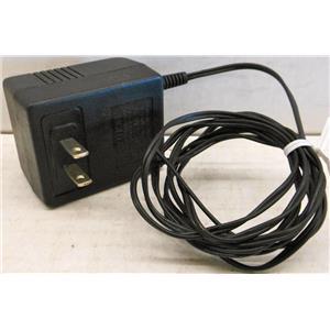 DU090060D AC ADAPTER POWER SUPPLY, 9VDC 600mA, 9V DC .6A
