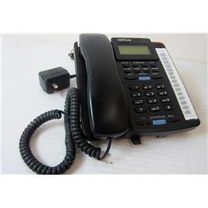 #4 CORTELCO 220000-TP2-27E SINGLE LINE TELEPHONE, 1-HANDSET LANDLINE PHONE