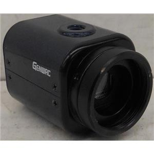 GENWAC GW-902H CCD VIDEO CAMERA, LOW LIGHT CAM, NO LENS