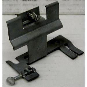 #3 WIREMOLD AL164 BRACKET MOUNTING ALUMMINUM, GRAY