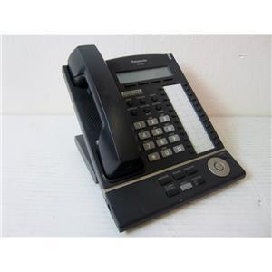PANASONIC KX-T7633-B DIGITAL TELEPHONE, TELECOM BUSINESS PHONE
