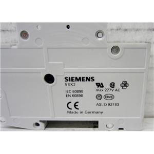 SIEMENS 5SX2 MINIATURE CIRCUIT BREAKER