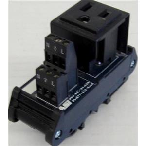 AUTOMATION SYSTEMS INTERCONNECT (ASI-EZ) RJ DIN RAIL MOUNTED INTERFACE MODULE