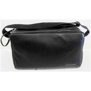 LENMAR BAG/CARRYING CASE/HOLDER (BLACK)