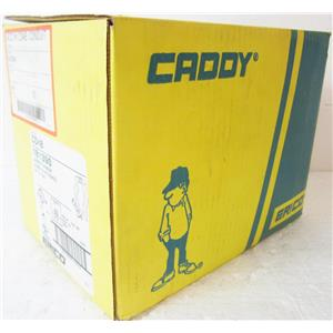 "*BOX OF 33* CADDY CD4B CONDUIT CLAMP HANGERS, STEEL, 1-1/2"" RIGID - NEW"