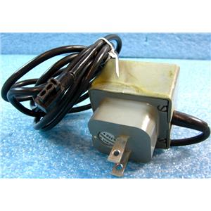 BRAUN F270-841 AC ADAPTER POWER SUPPLY FOR F270 FLASH