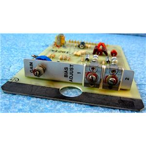 MAGNASYNC MOVIOLA 1-101520 62134-1 CIRCUIT BOARD CARD MODULE FOR RECORDER