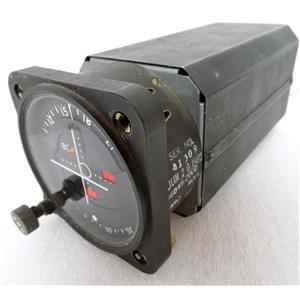 AIRCRAFT RADIO DIV CESSNA 46860-2000 CONVERTER INDICATOR, MODEL IN-386A