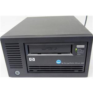 HP HEWLETT PACKARD Q1520A ULTRIUM 460 LTO-2 SCSI LVD TAPE DRIVE