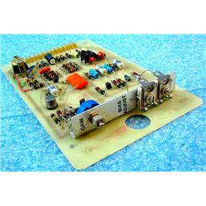 MAGNASYNC MOVIOLA 1-104132 1-104131-16 CIRCUIT BOARD CARD MODULE FOR RECORDER