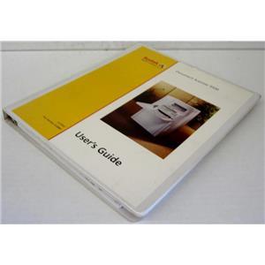 KODAK 4C8889 DOCUMENT SCANNER 9500 USER'S GUIDE