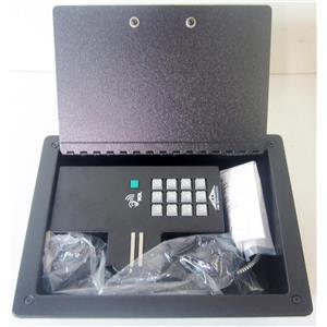 ATC ALLEN TEL GB2524V-00 ELEVATOR PHONE, TOUCH TONE, BLACK - NEW IN BOX