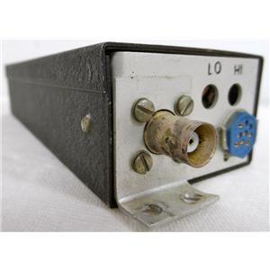 AIRCRAFT RADIO AND CONTROL CESSNA 42410-5114 RECEIVER R402A