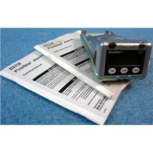 MSA FIVE STAR FIVESTAR 10008605 GAS MONITOR PERSONAL ALARM DETECTOR