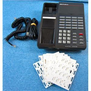 VODAVI SP7312-71 ENHANCED KEY TELEPHONE, NO HANDSET