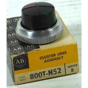 ALLEN BRADLEY 800T-N52 CLUSTER LENS ASSEMBLY CAP FOR PILOT LIGHT NEW