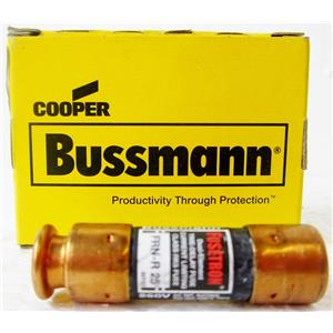 *LOT OF 10* COOPER BUSSMANN BUSS FRN-R-25 FUSES, 25A 25 AMP - NEW OLD STOCK
