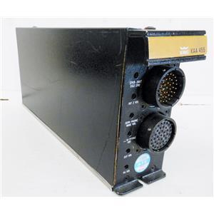 KING RADIO 071-2007-00 KAA 455 KAA455 AUDIO CONTROL SYSTEM