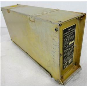 KING RADIO CORP 069-1013-00 GLIDE SLOPE RECEIVER, VOR/LOC CONVERTER, MODEL KN70