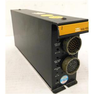 #2 KING RADIO 071-2007-00 KAA 455 KAA455 AUDIO CONTROL SYSTEM