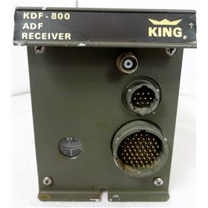 KING RADIO CORP 066-1016-01 ADF RECEIVER KDF 800 KDF800