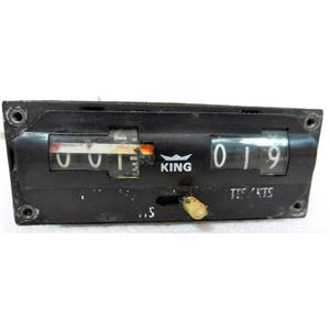 KING RADIO CORP 066-3018-00 KI 265 DME INDICATOR, KI265