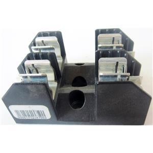 COOPER BUSSMANN R25030-2SR FUSE BLOCK, FUSEBLOCK, SCREW MOUNT - NEW NO BOX