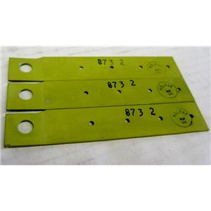 VOLPAR 873-2 STRAP, 1 SET OF 3, AVIATION PART