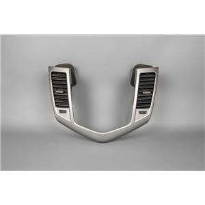 2011-2014 Chevrolet Cruze Radio Dash Trim Bezel with Vents