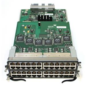 Brocade Foundry SX-FI-48GPP 48-Port Gig PoE+ Module for FastIron SX 800 SX 1600