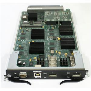 Brocade Foundry SX-FI2XGMR4-PREM Mgmt Module 2x 10GbE XFP FastIron SX800/SX1600