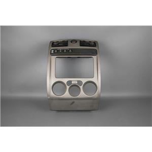 2004-2012 Chevy Colorado GMC Canyon Radio Climate Dash Bezel Hazard Switch Vents